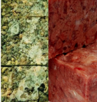 Green Beef Tripe 5kgs / Lamb & Chicken Complete 5kgs (22lbs total) Variety Box  Working Dog
