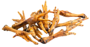 Dried Chicken Feet x 10 *ADD on Item
