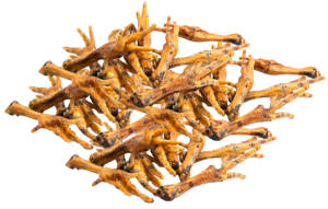 Dried Chicken Feet 500g *ADD in Item