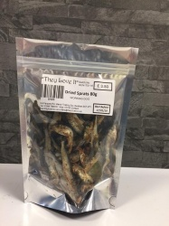 Dried Sprats *ADD ON ITEM